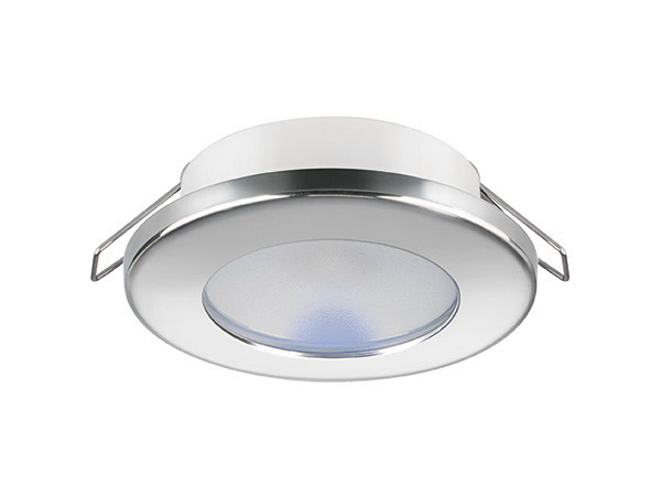 LED recessed stainless steel spotlight TED CT 2W - IP40 by Quicklighting
