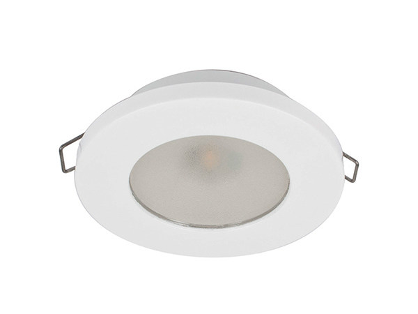 LED recessed plastic spotlight TED N 2W - IP40 by Quicklighting