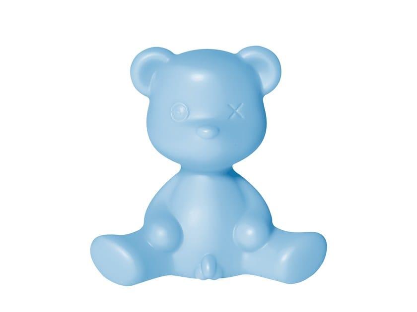 Lámpara de mesa de polietileno TEDDY BOY | Lámpara de mesa by Qeeboo