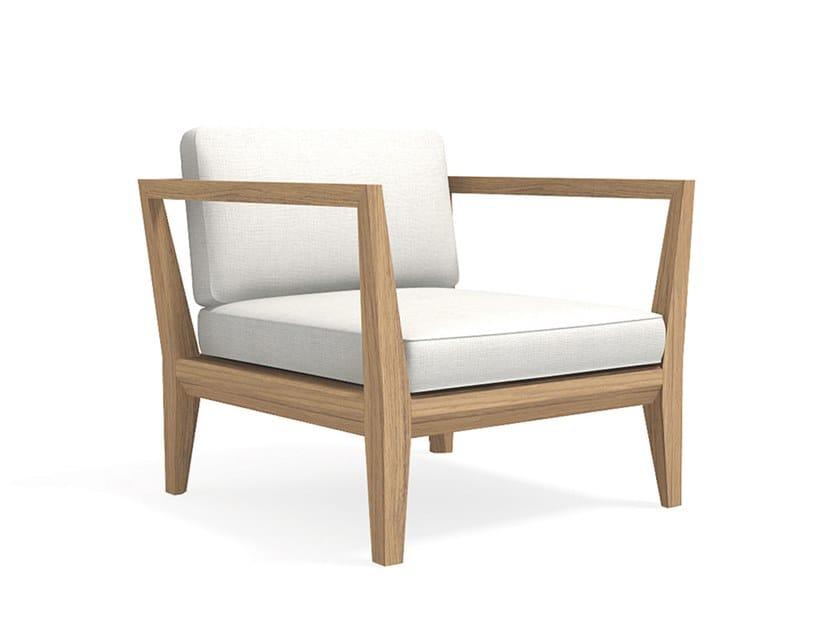 花园扶手椅 TEKA | 花园扶手椅 by RODA