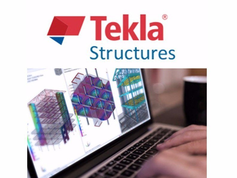 CAD-integrated structural calculation software TEKLA STRUCTURES INGEGNERIA by HARPACEAS