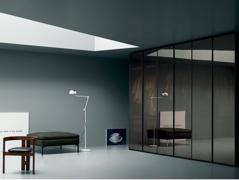 Glass wardrobe GLASS FRAME by Md House