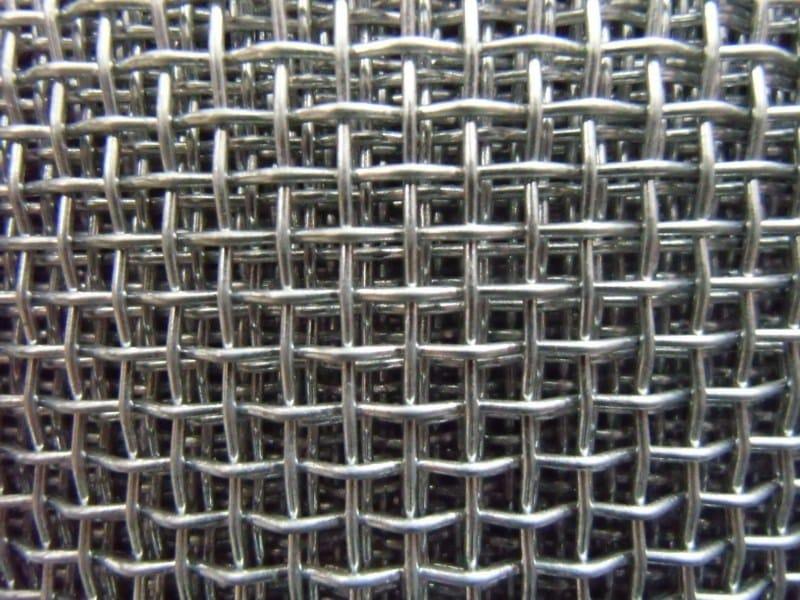 TELE QUADRE Tele zincate quadre