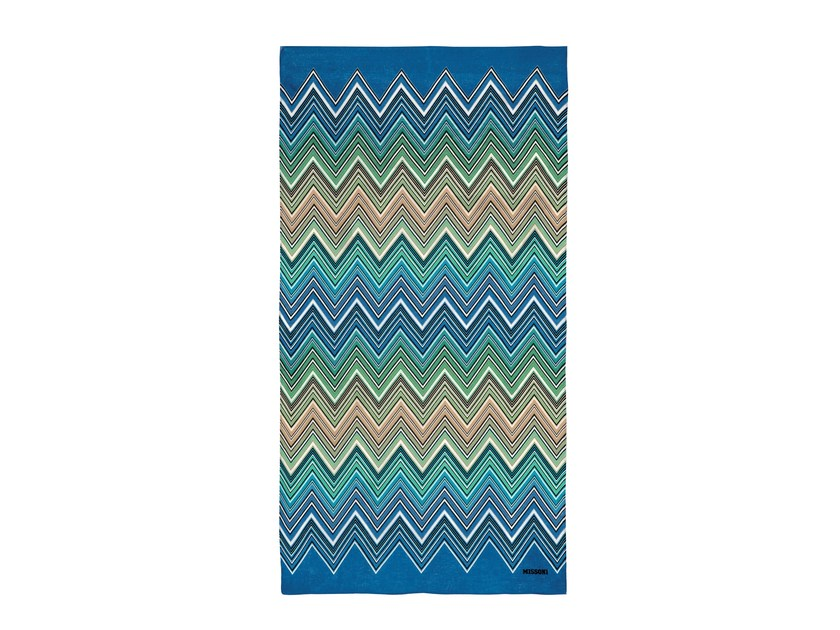 Beach towel TELEMACO by MissoniHome