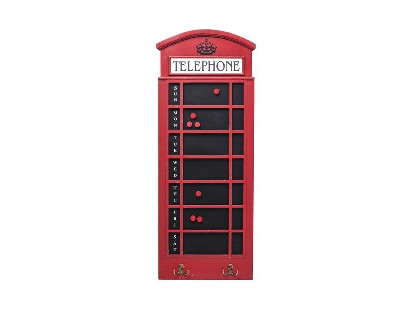 Magnetic dry erase board TELEPHONE by KARE-DESIGN