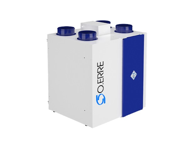 Aspiratore centrifugo TEMPERO ECO V by O.ERRE