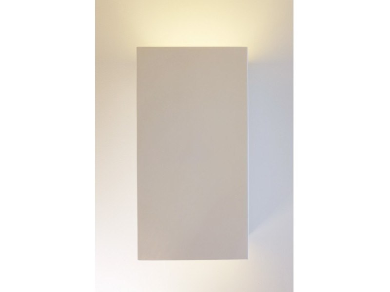 Plaster wall light TEMPO by GESSO