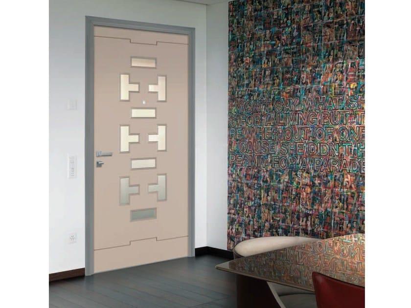Pannello di rivestimento per porte blindate TEN by Alias Security Doors