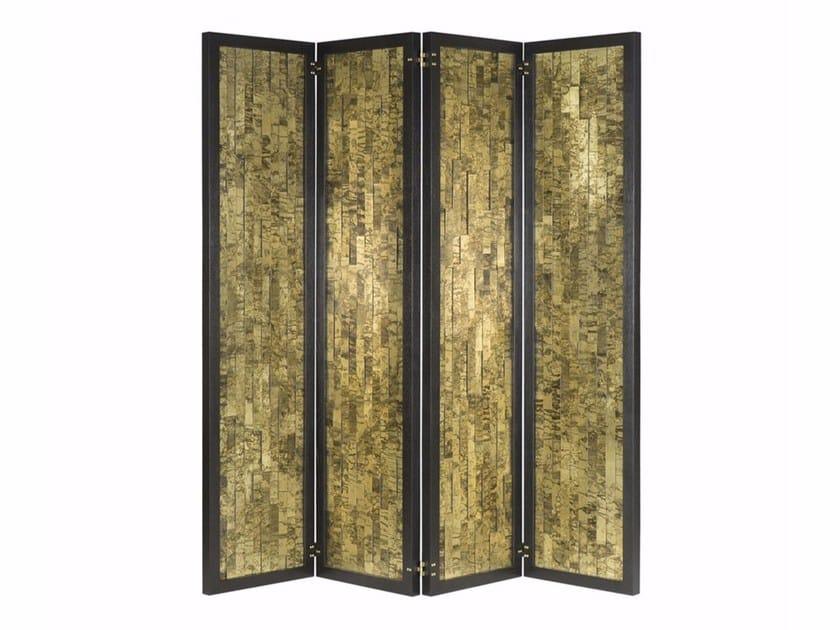 Brass Screen TENOCH CLOSED SCREEN by Hamilton Conte Paris