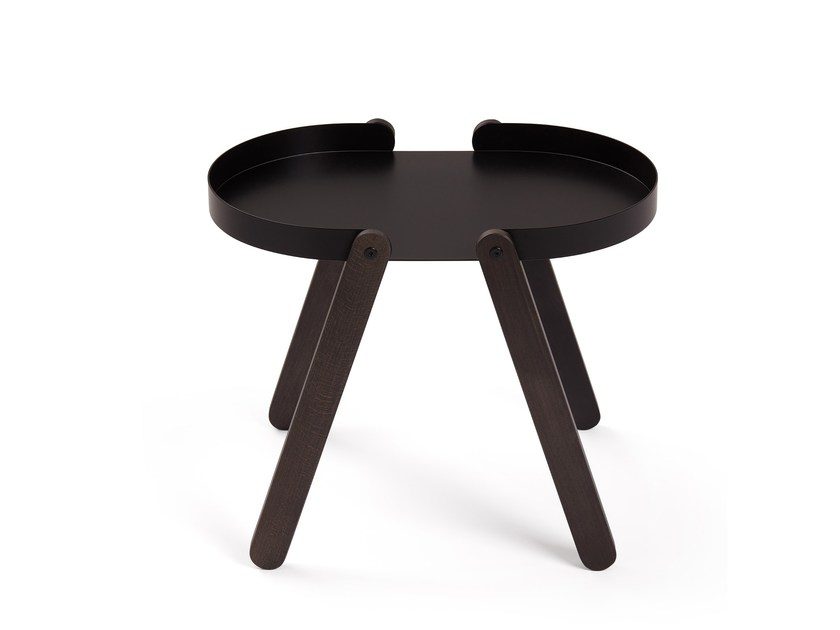 Steel side table TEPSI by Puik