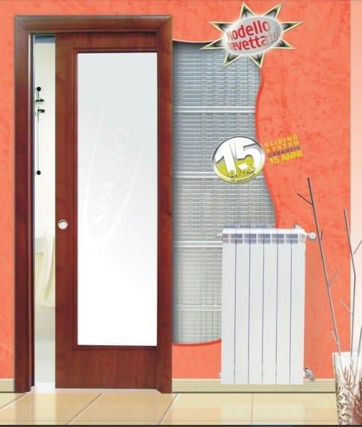 Controtelaio per porta scorrevole ad anta singola TERMICO By SLIDING ...