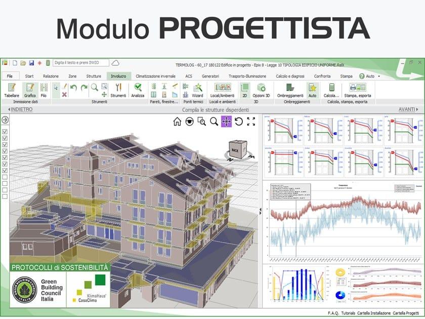 TERMOLOG - Modulo PROGETTISTA