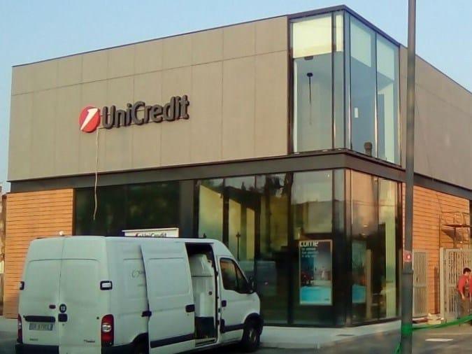 Steel Ventilated facade TERRA by DALLERA TECNOLOGIE