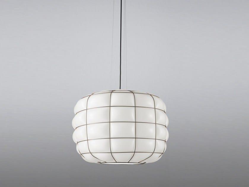 Sospensione Di Rs Terra A Murano 420 Lampada In Siru Vetro rxedCBo