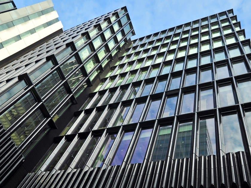 Terracotta Ventilated facade TERRART®-CUSTOM by NBK