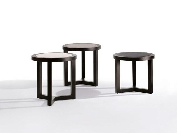 Round coffee table TERZO | Round coffee table by Marac
