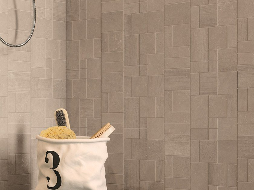 Indoor/outdoor porcelain stoneware wall/floor tiles TERZO TEMPO SAND by Viva by Emilgroup