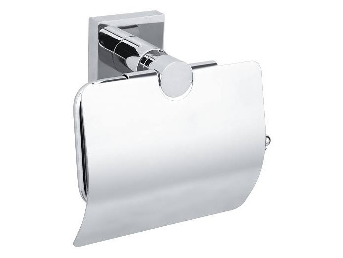 Toilet Roll Holder With Lid TESA® HUKK 40247 by tesa®