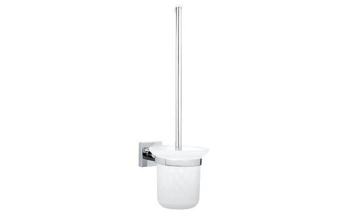 Adhesive wall-mounted toilet brush TESA® HUKK 40248 by tesa®
