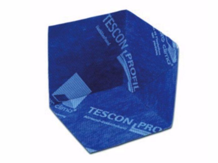 Pezzo preformato autoadesivo tridimensionale TESCON INCAV by pro clima®