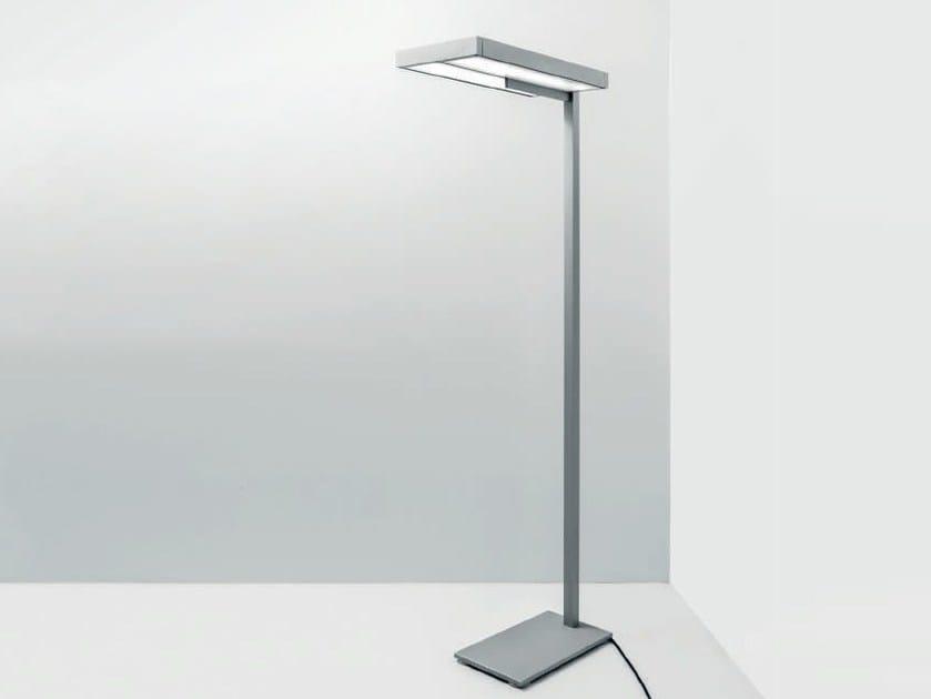 LED floor lamp TESIS   Floor lamp by PLEXIFORM