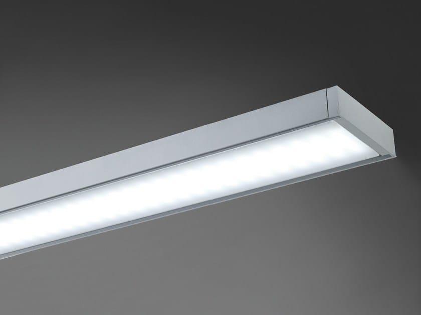 Tesis lampada da soffitto collezione tesis by plexiform