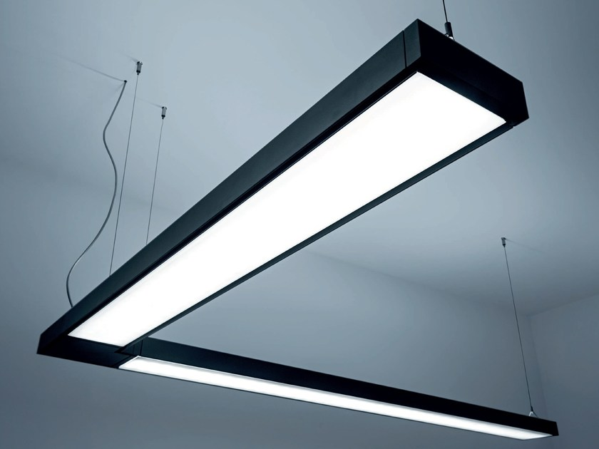 LED pendant lamp TESIS   Pendant lamp by PLEXIFORM