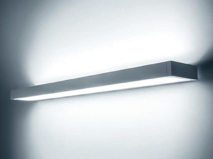 LED wall lamp TESIS | Wall lamp by PLEXIFORM