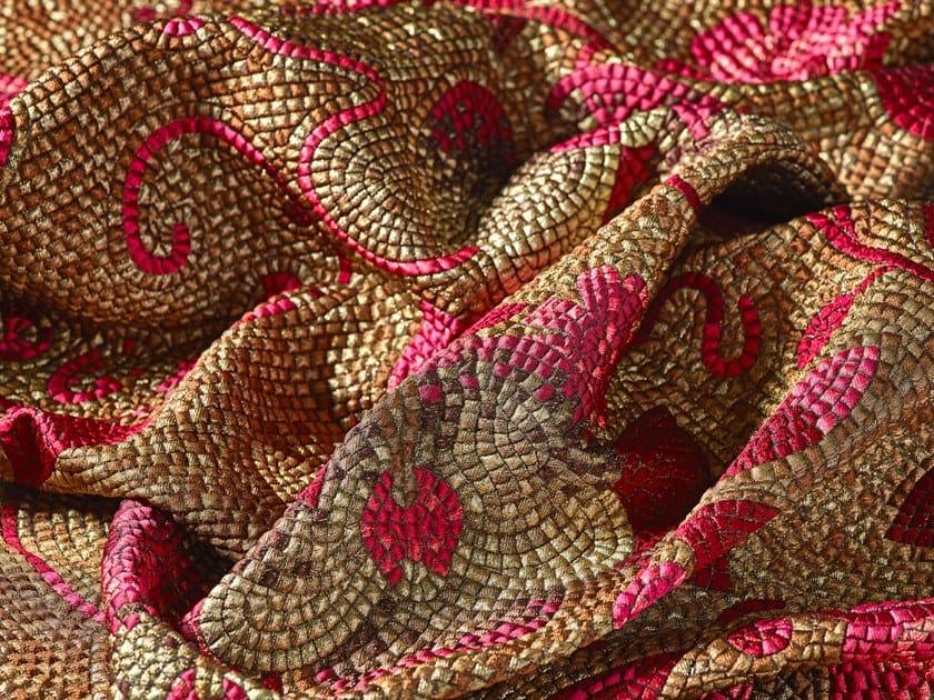 Tessuto effetto mosaico TESSERE | Tessuto by Sicis