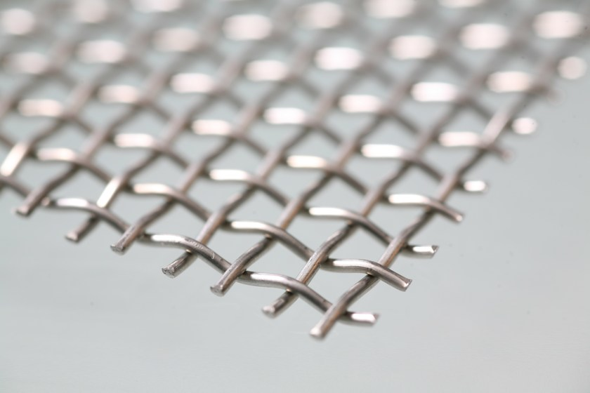 Wire mesh for industrial use PLAIN WIRE MESH by TTM Rossi