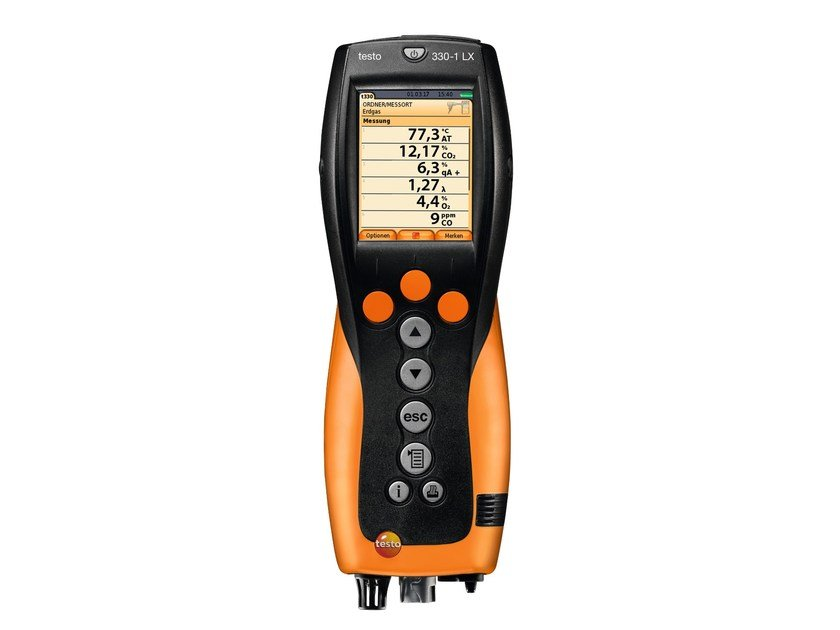Measurement, control, thermographic and infrared instruments TESTO 330-1 LX by TESTO