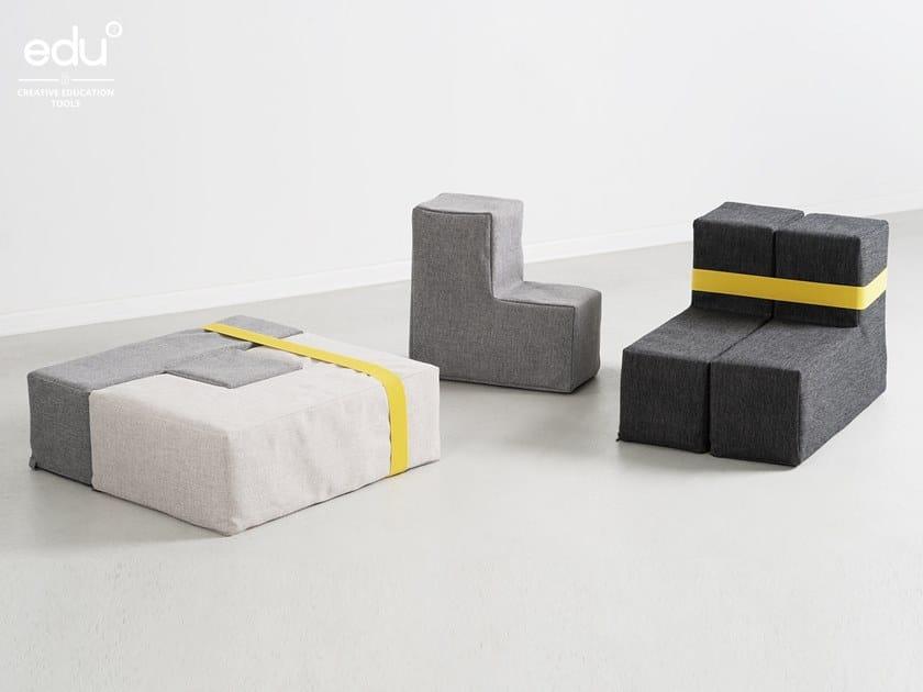 Creative furniture toy TETRICUBE by Edu2