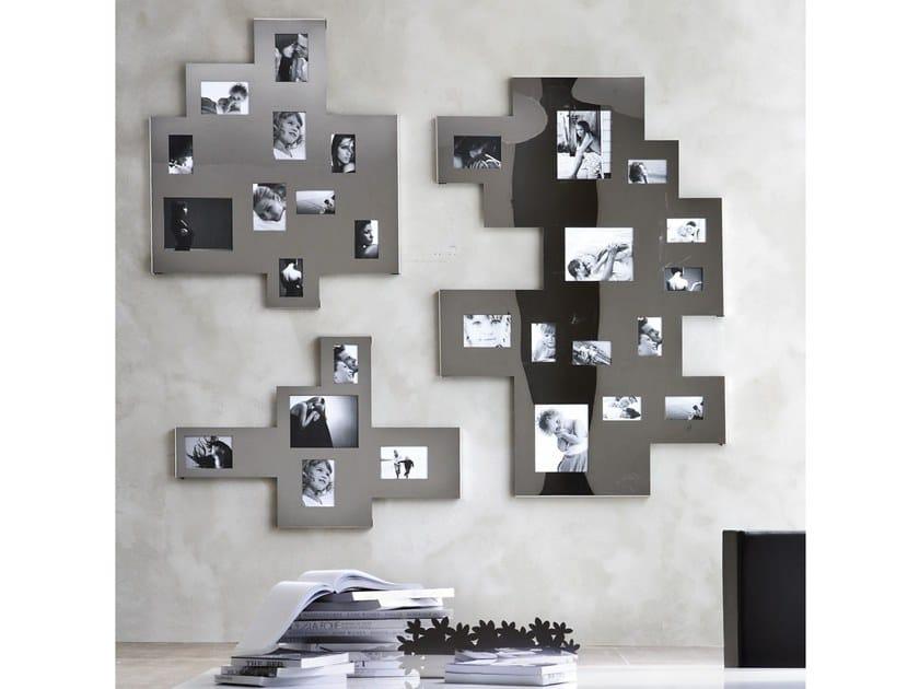 Steel frame TETRIS by Adriani e Rossi edizioni