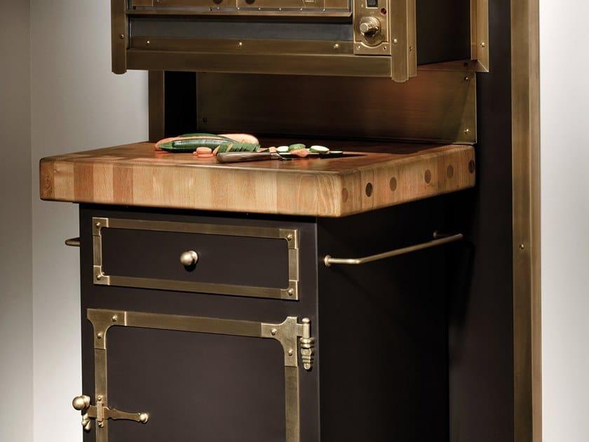 TGL007 | Kitchen unit By Officine Gullo