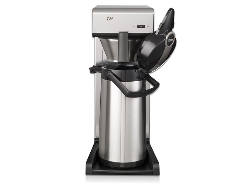 Stainless steel coffeemaker TH by Bravilor Bonamat