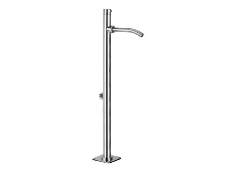 Stainless steel Drinking fountain THETYS OUTDOOR by Ama Luxury Shower