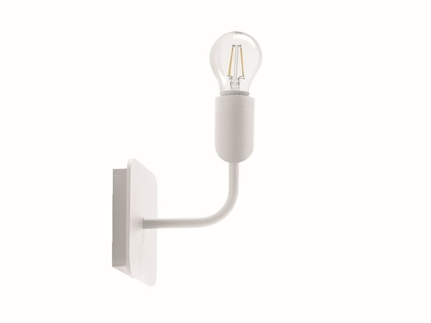 LED wall light THANK YOU_W1 NAKED by Linea Light Group