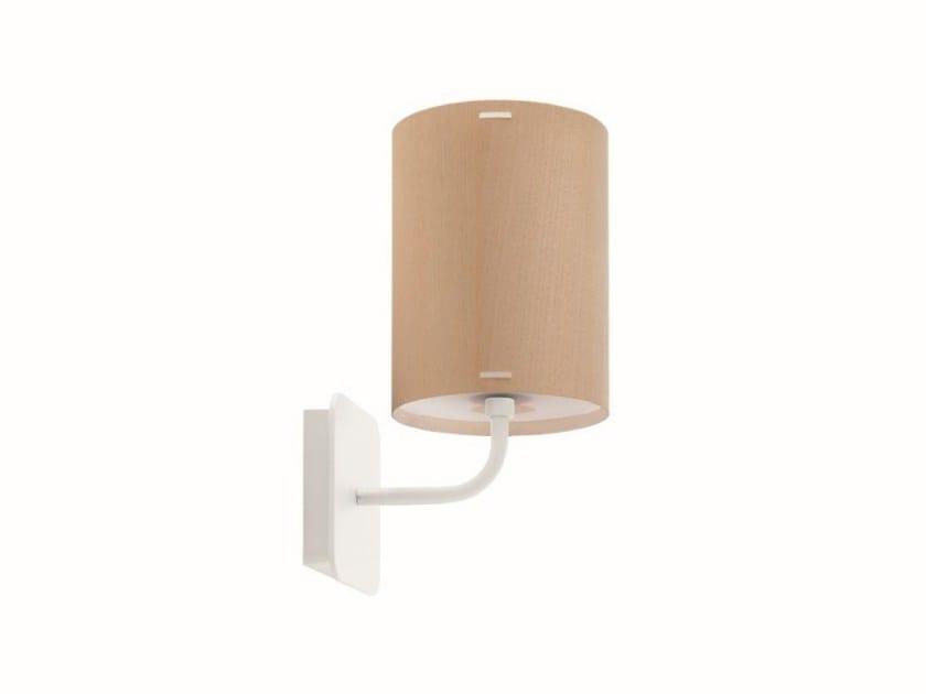 LED wall light THANK YOU_W1 by Linea Light Group
