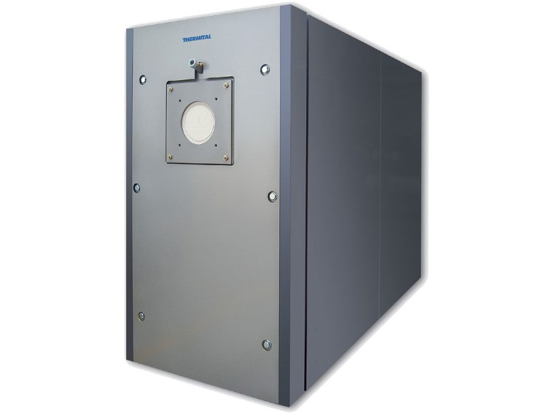 Gas Class A stainless steel condensation boiler THC by THERMITAL