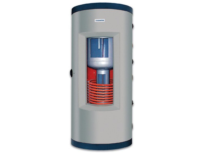 Electric water heater / Collector unit THE/COMBI by THERMITAL