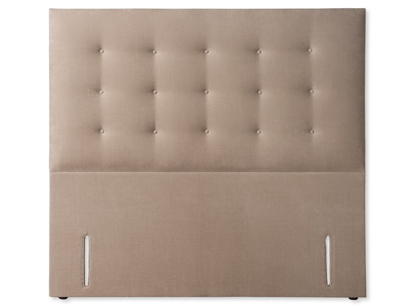 Upholstered fabric headboard THE EVA | Headboard by Naturalmat