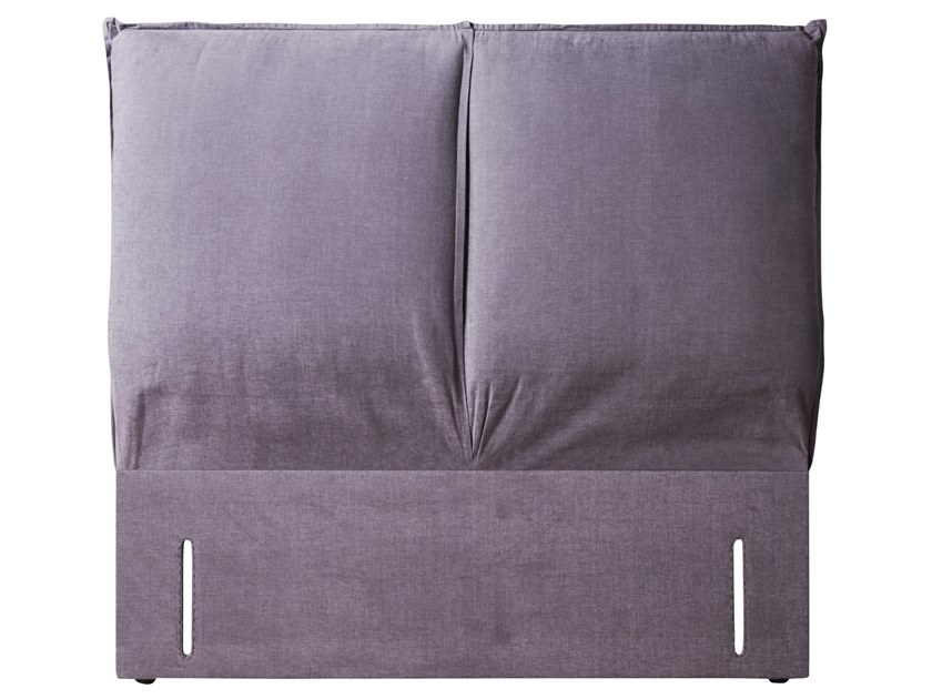 Contemporary style upholstered fabric headboard for double bed for single bed THE FIADOR | Headboard by Naturalmat