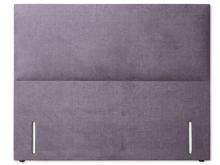 Upholstered fabric headboard THE LANYARD   Headboard by Naturalmat