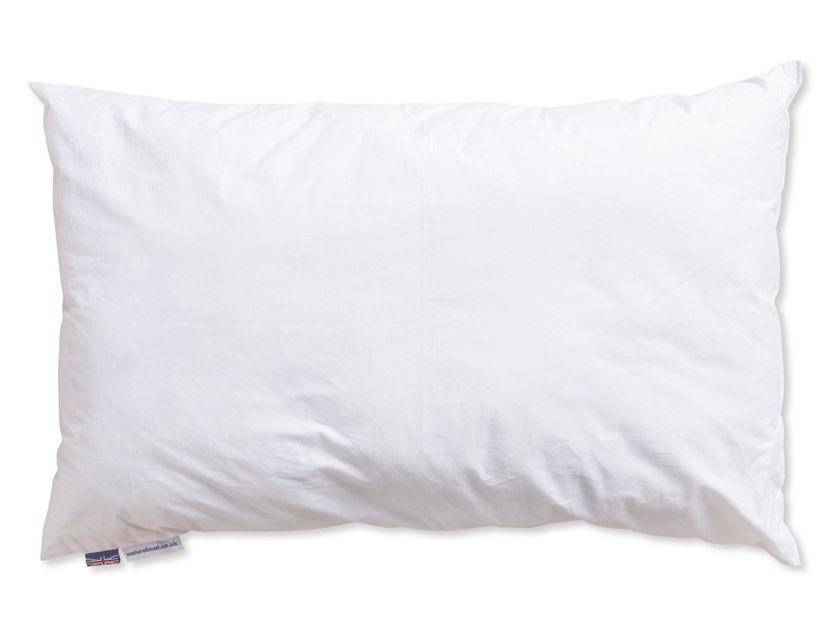 Rectangular wool pillow THE ORGANIC by Naturalmat