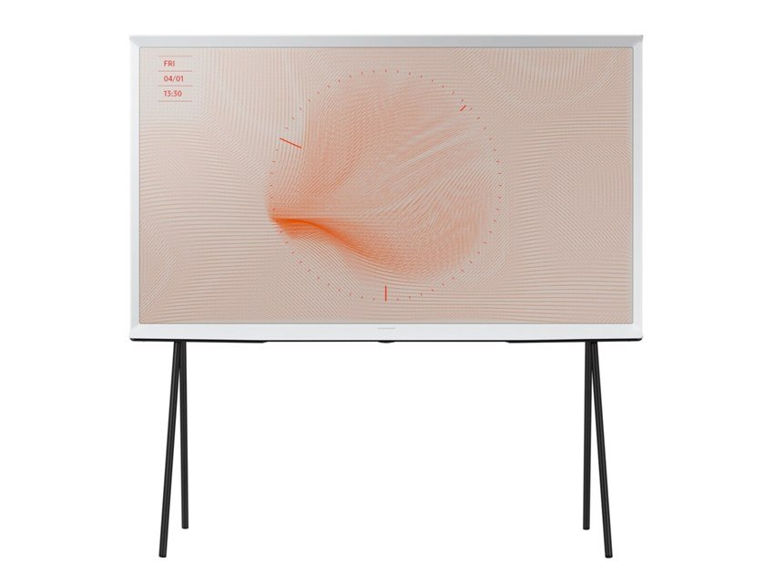 TV con tecnologia QLED THE SERIF by SAMSUNG
