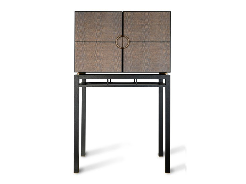 Bar cabinet with integrated lighting THEA | Bar cabinet by Garbarino