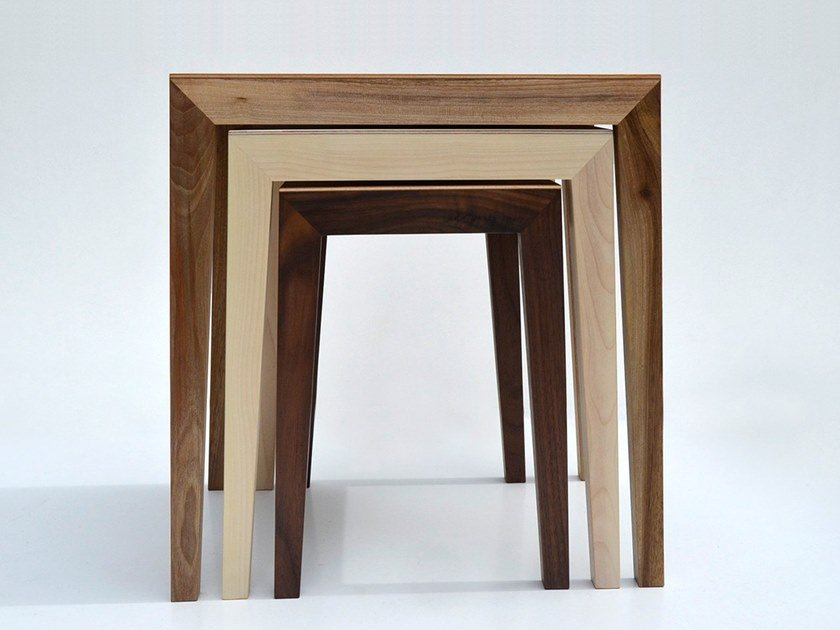 Theo Table Table Gigogne Collection Theo By Sixay Furniture