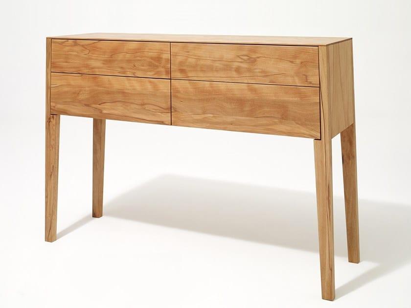 Sixay In Up4Cassettiera Furniture Legno Theo Massello yN8mwn0vO