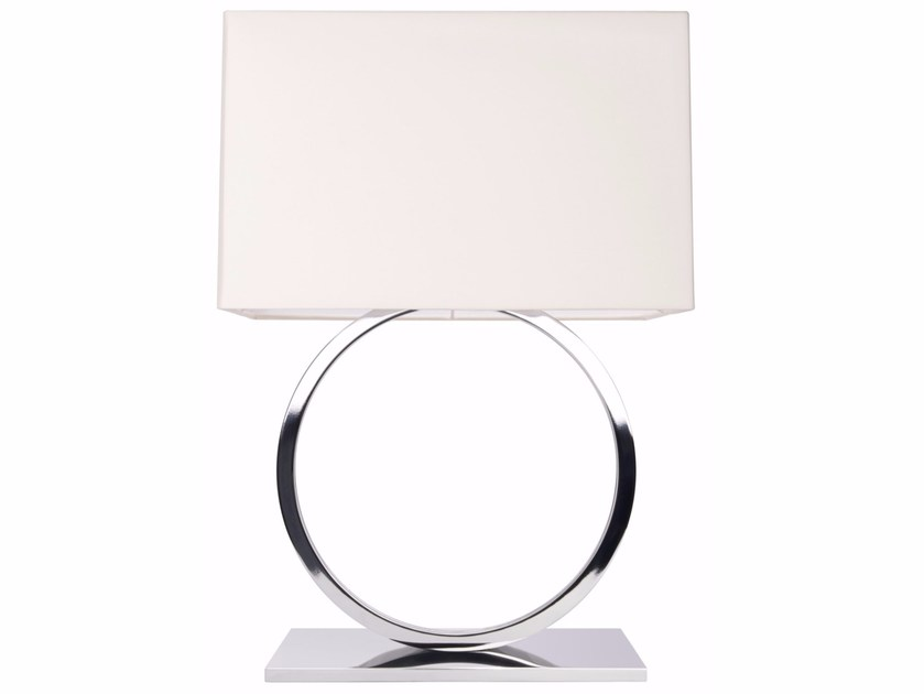 Contemporary style LED aluminium table lamp THEODORA | LED table lamp by Quicklighting
