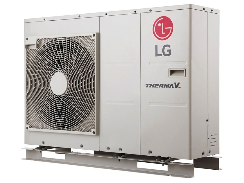 Air to water Heat pump THERMA V R32 by LG Electronics
